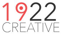 1922 Creative Logo